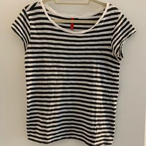 H&M Divided Stripe Tee